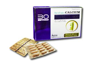 DaivnciFrance CALCIUM: Bổ sung Can xi, vitamin D3 cho cơ thể