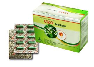 UXO - DavinFrance: hỗ trợ làm giảm các triệu chứng u lành tính