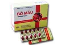 BỔ MÁU - DavinFrance: Bổ sung sắt giúp dự phòng và cải thiện tình trạng thiếu máu do thiếu sắt