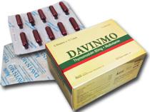 Davinmo - 80mg Tăng cường sức đề kháng và miễn dịch
