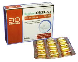 Davin France Omega 3 - Phát triển trí não, chống mỏi mắt, tốt cho tim mạch