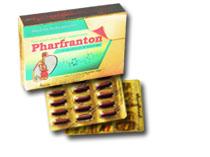 PHARFRANTON: Bổ sung vitamin, khoáng chất cho cơ thể